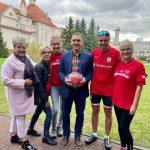 Festyn dla Domu Dziecka współorganizowany przez Santander Bank Polski